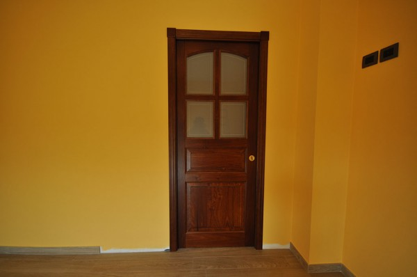 Porte In Legno Massello : Porte interne in legno massello « falegnameria pernetta